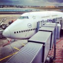 747 de vuelta