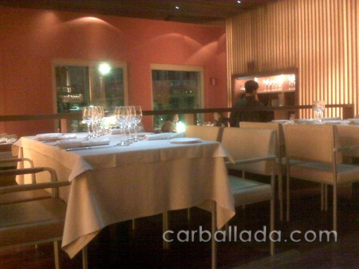 Attic carballada - Restaurante attic barcelona ...