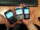 Blackberry 8800 8300 y 8100 (por este orden)