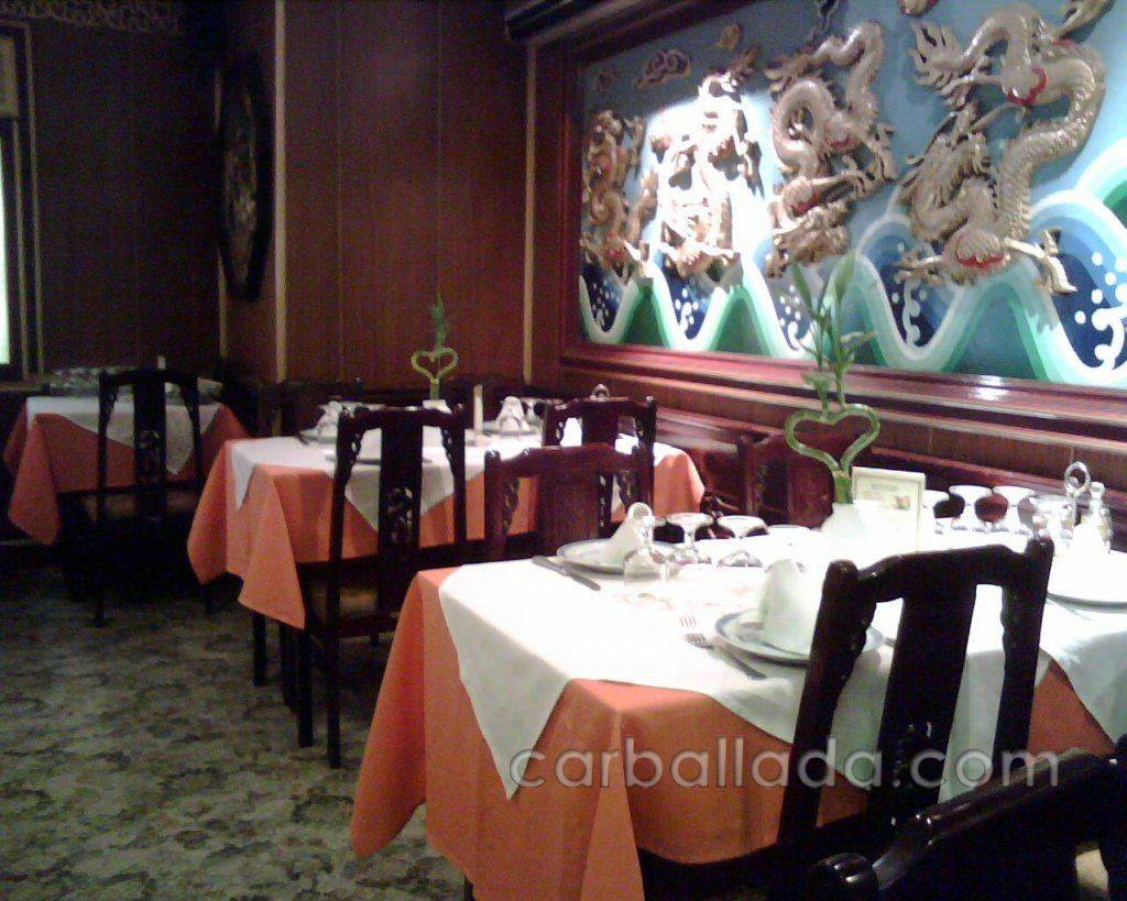 Restaurante chino Chino-canton