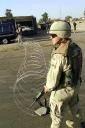 Control militar en Irak