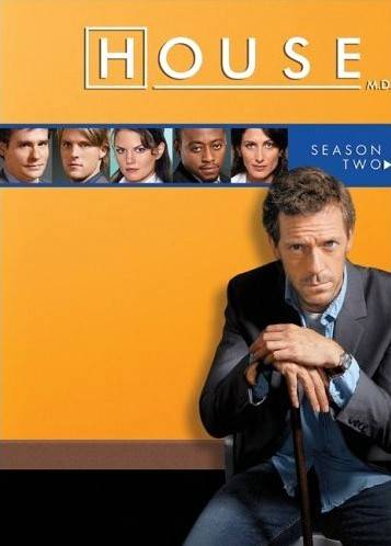 House MD  Temporadas 1. 2 y 3 House2