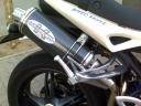 Krieger en fibra de carbono Speed Triple Triumph 07