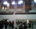 Sala Oval MNAC y Barcelona Jazz Quartet