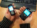 Blackberry Pearl 8800 8100 comparativa